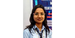 Placement at Pine Training Academy - Mridalini Mishra